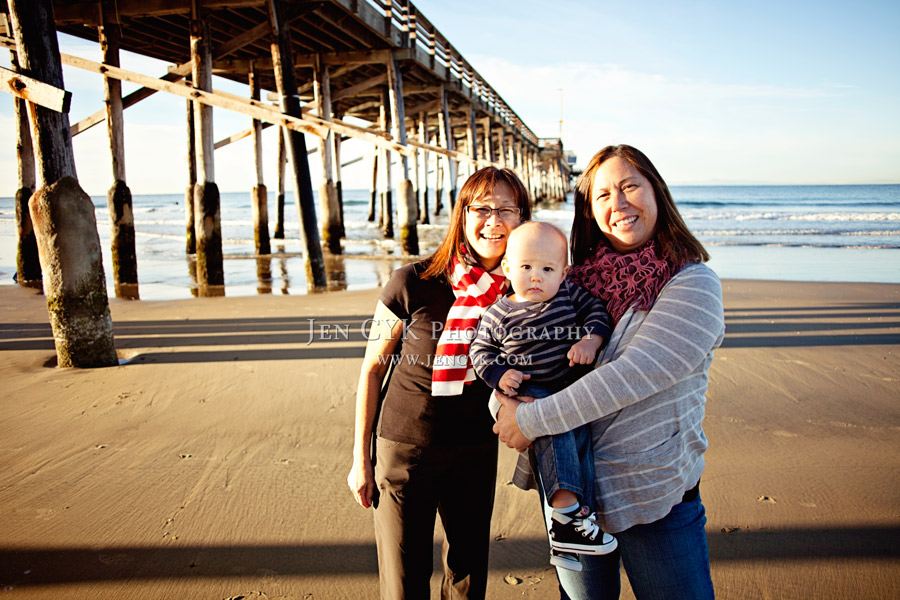 Newport Beach Pier Family Pictures (1)