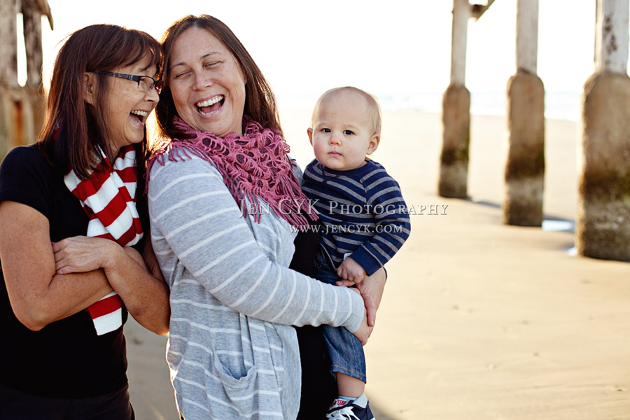 Newport Beach Pier Family Pictures (3)