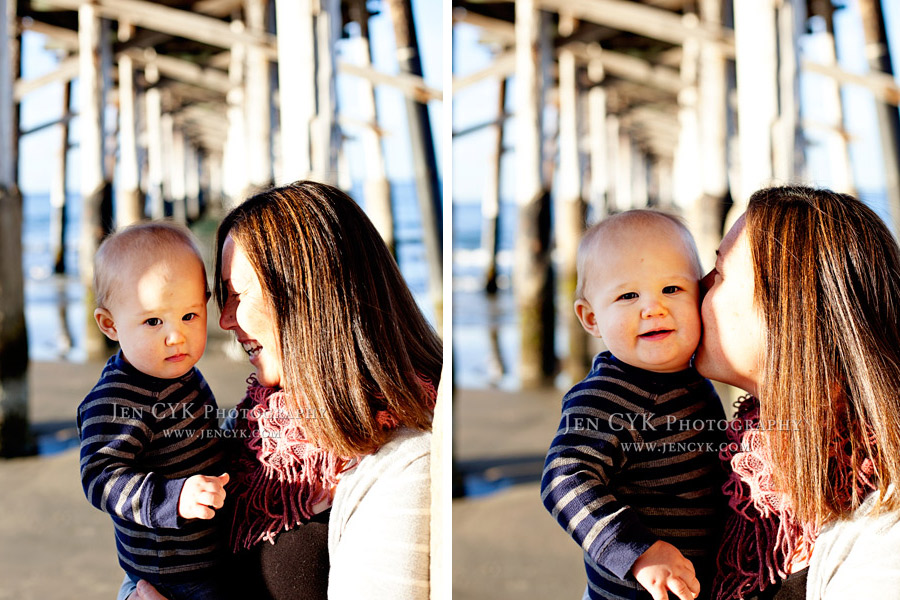 Newport Beach Pier Family Pictures (9)