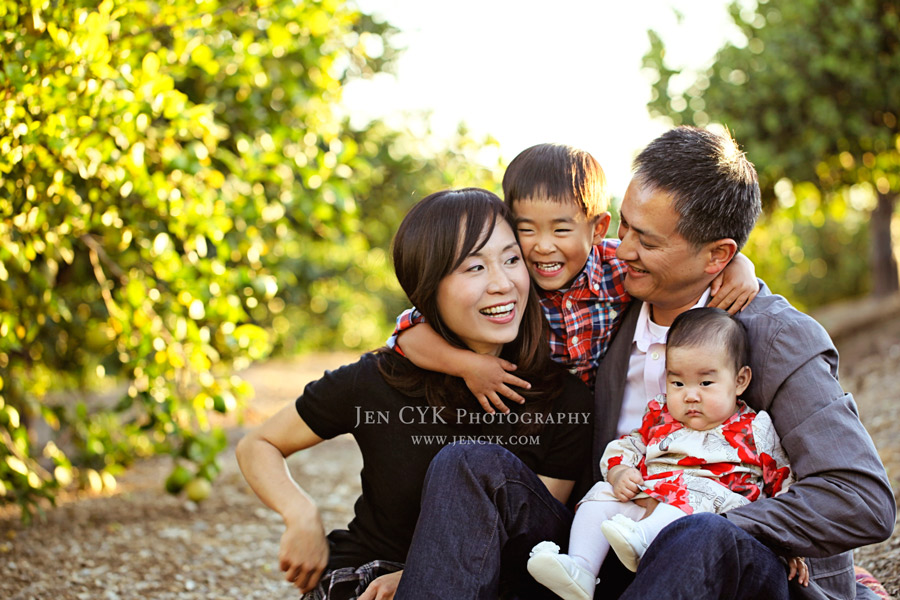 Orange Grove Family Photos (2)