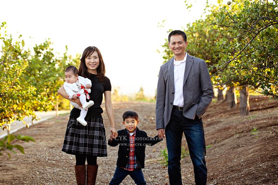 Orange Grove Family Photos (3)