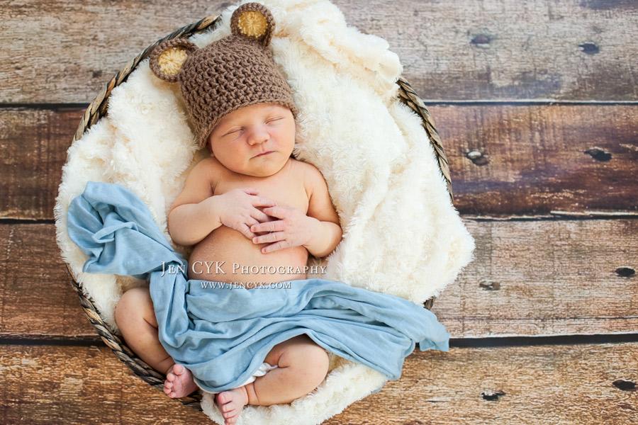 Huntington Beach Newborn Photos