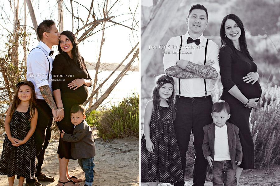 Family Maternity Photos (18)