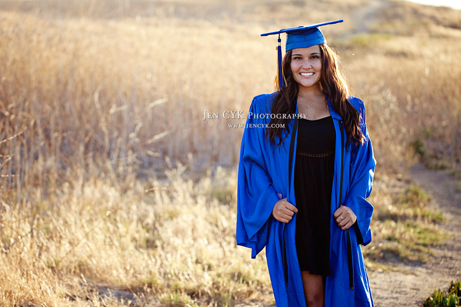 Huntington Beach Senior Portraits