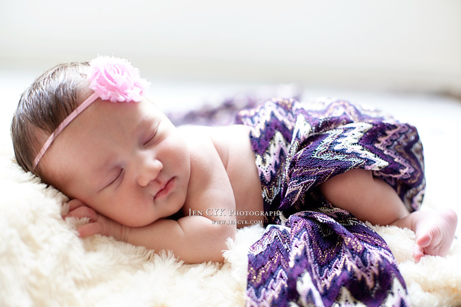 Newborn Photography Orange (2)