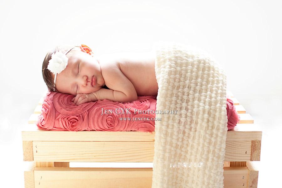 Newborn Photography Orange (4)