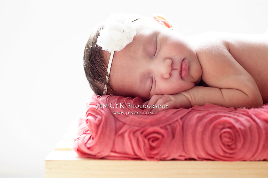 Newborn Photography Orange (5)