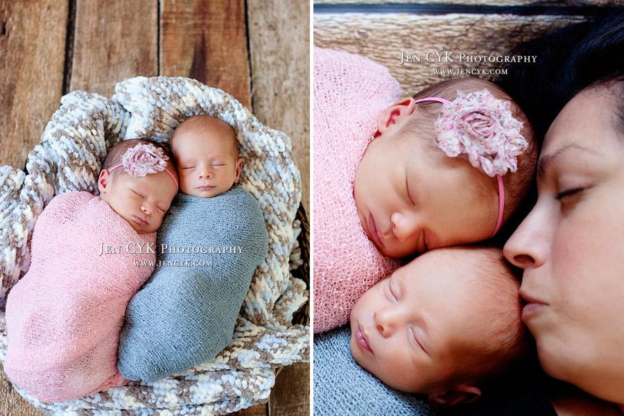 Newborn Twins Orange County (14)