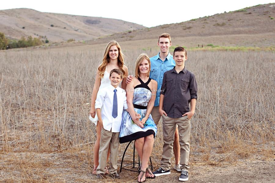 Beautiful Irvine Family Photos