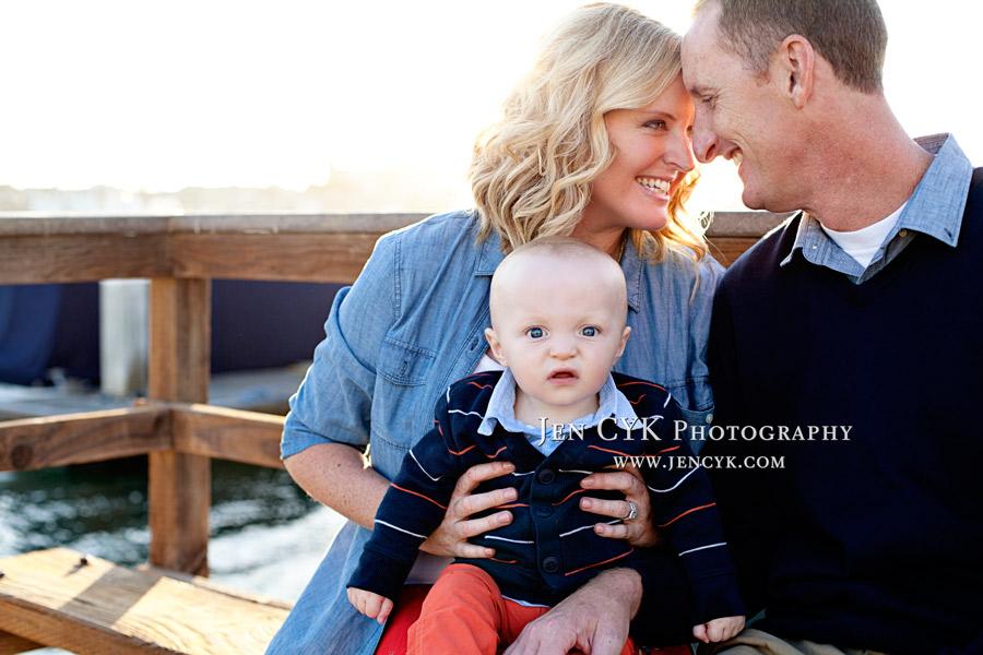 Beautiful Newport Beach Family Photos