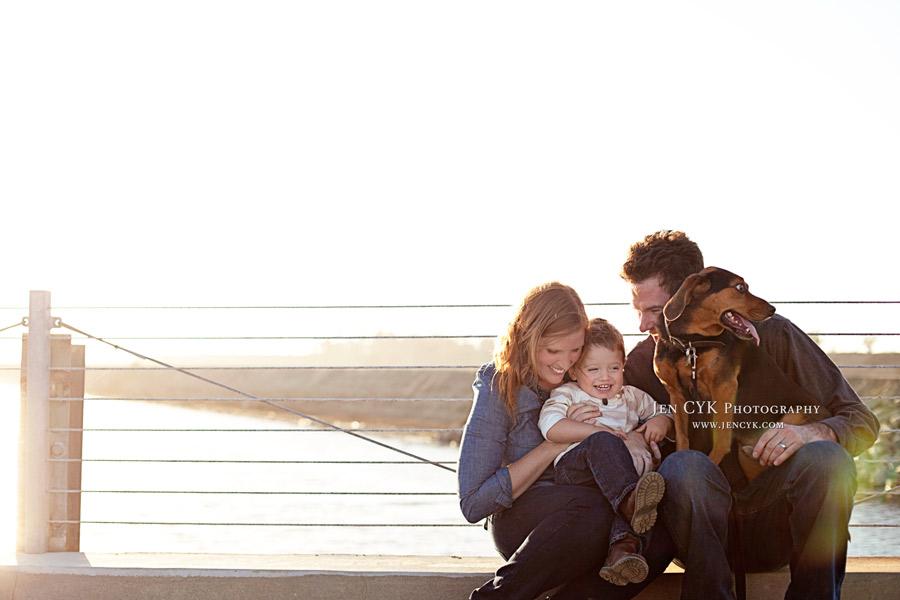Gorgeous Unique Family Photos Orange County