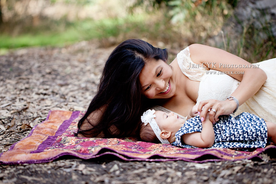 Beautiful Orange County Family Photos
