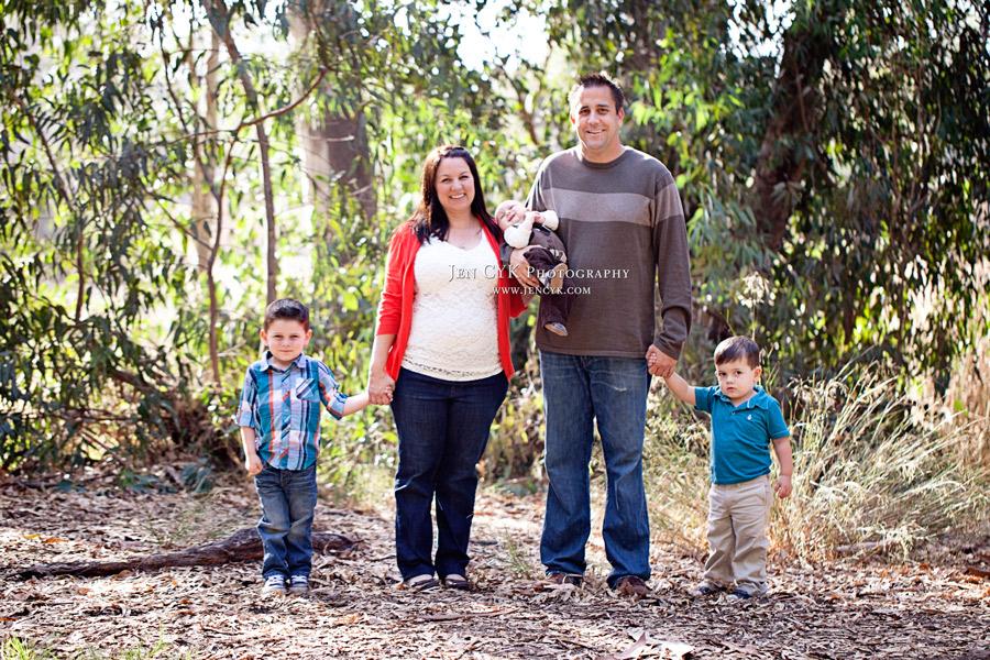 Gorgeous Nature Family Photos Orange County (2)