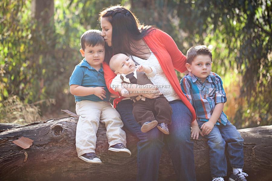 Gorgeous Nature Family Photos Orange County (7)