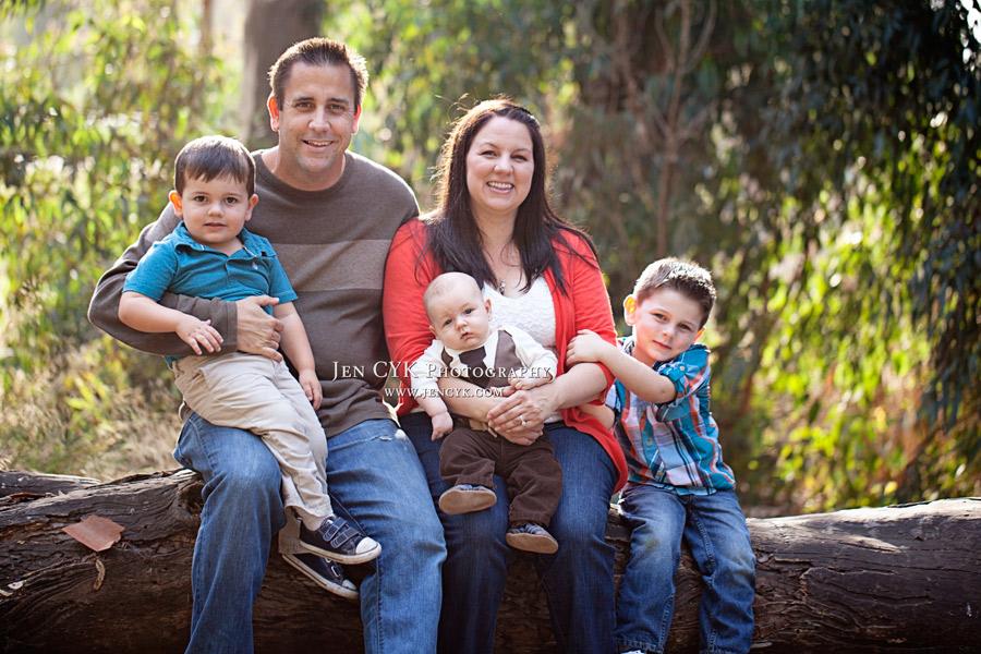 Gorgeous Nature Family Photos Orange County (8)