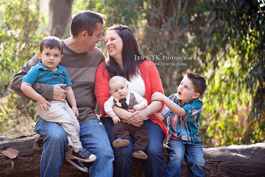 Gorgeous Nature Family Photos Orange County