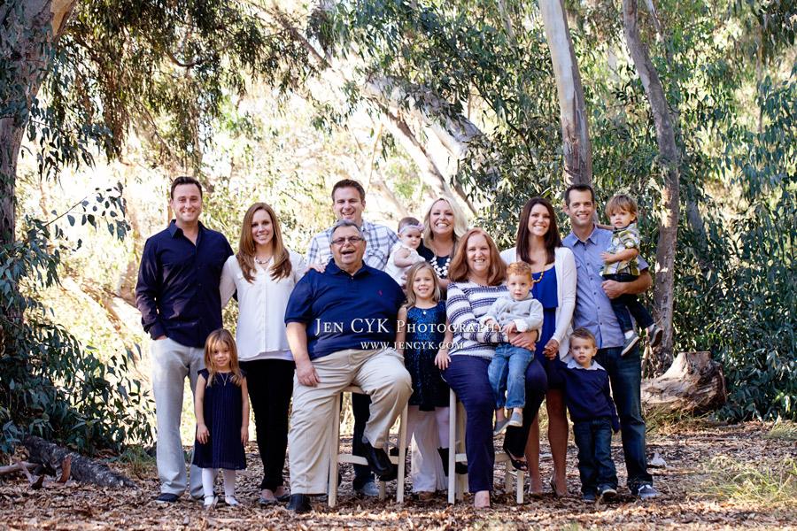 Huntington Beach Extended Family Photos (8)