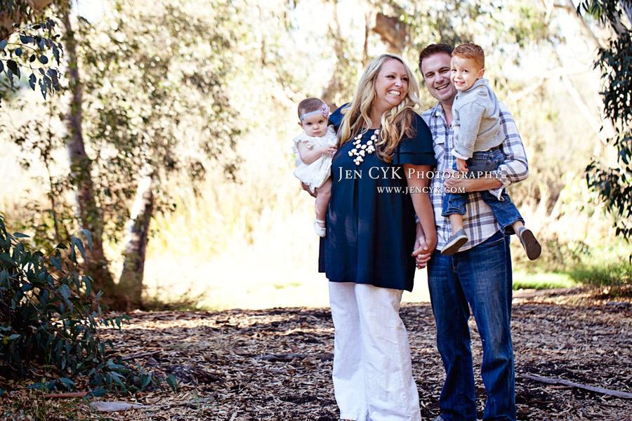 Huntington Beach Extended Family Photos