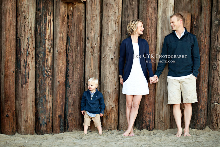 Newport Beach Pier Family Pictures (12)
