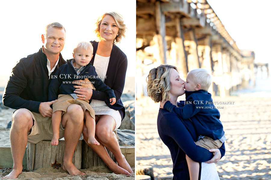 Newport Beach Pier Family Pictures (18)