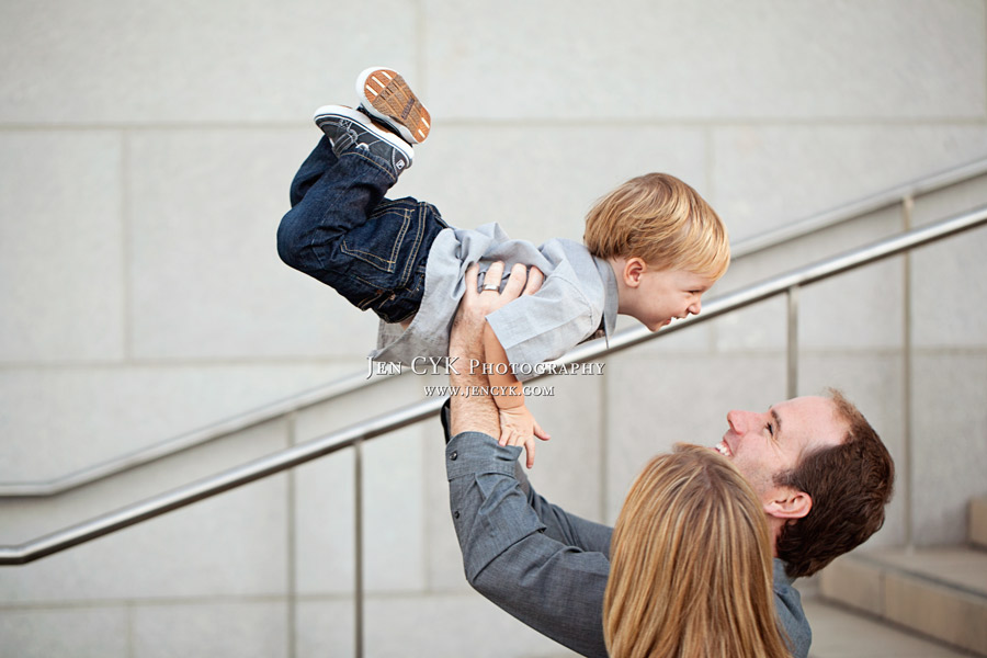 Rooftop Newport Beach Family Photos (4)