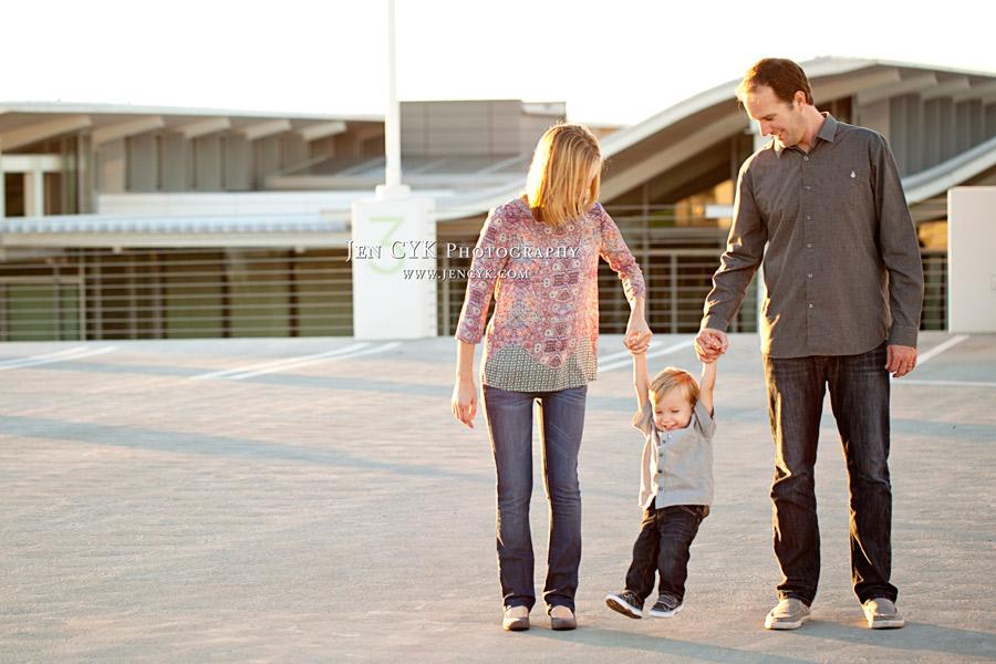 Rooftop Newport Beach Family Photos (7)