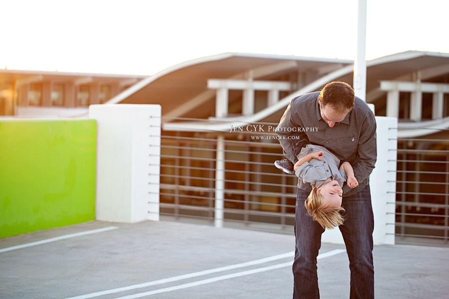 Rooftop Newport Beach Family Photos (9)