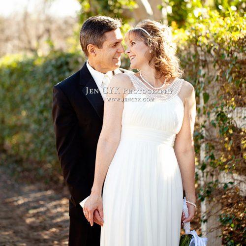 Orange Love {And A Wedding}