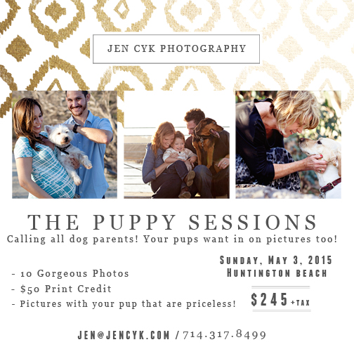 Puppy Sessions