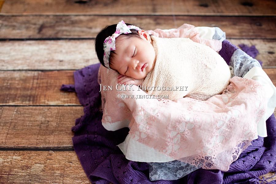Torrance Newborn Photos (2)