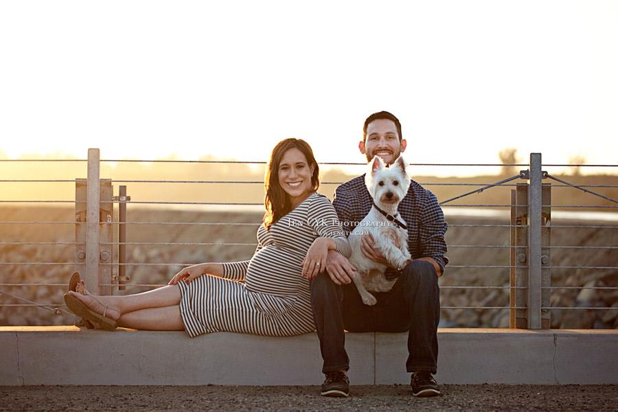 Huntington Beach Maternity Photos (1)