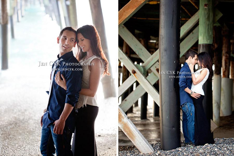 San Clemente Pier Engagement (14)