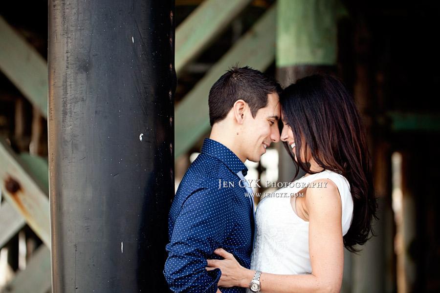 San Clemente Pier Engagement (9)