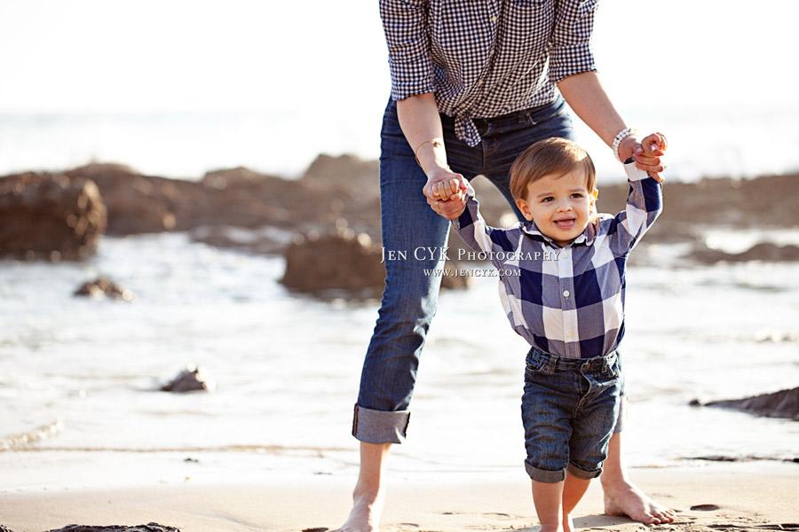 Corona del Mar Family Pics (1)