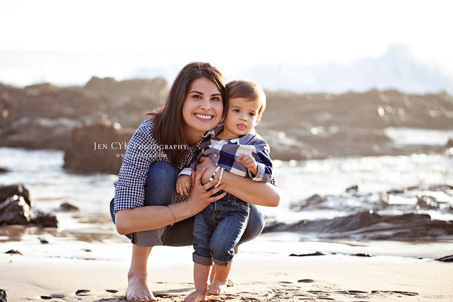 Corona del Mar Family Pics (2)