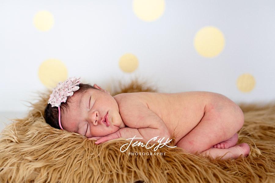 Gorgeous Newborn Baby Girl (12)