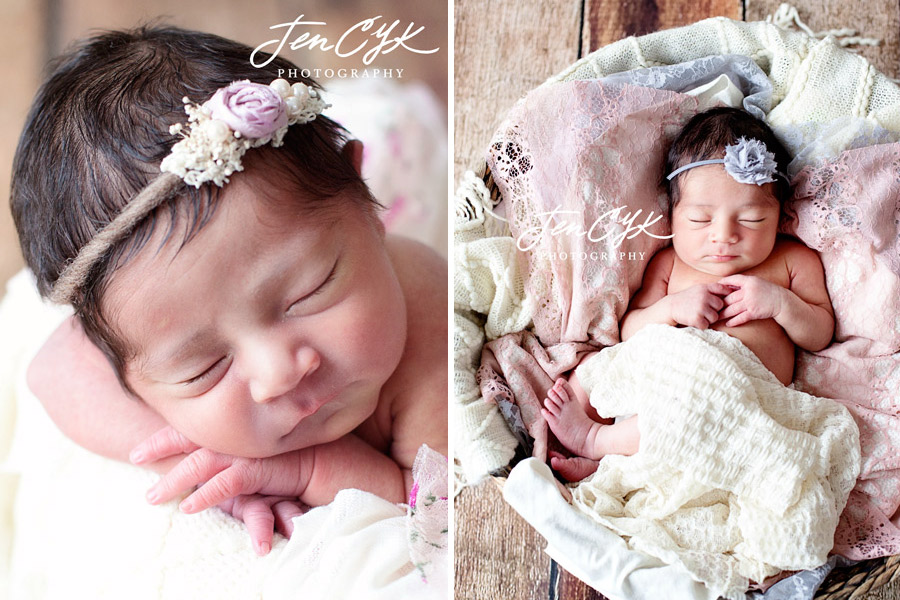Gorgeous Newborn Baby Girl (15)