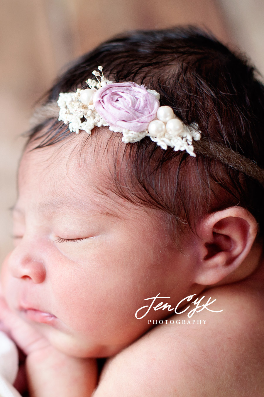 Gorgeous Newborn Baby Girl (5)