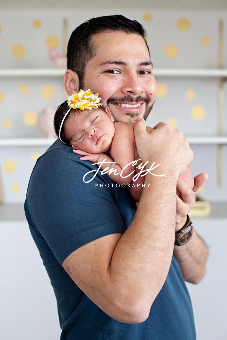 Gorgeous Newborn Baby Girl (9)