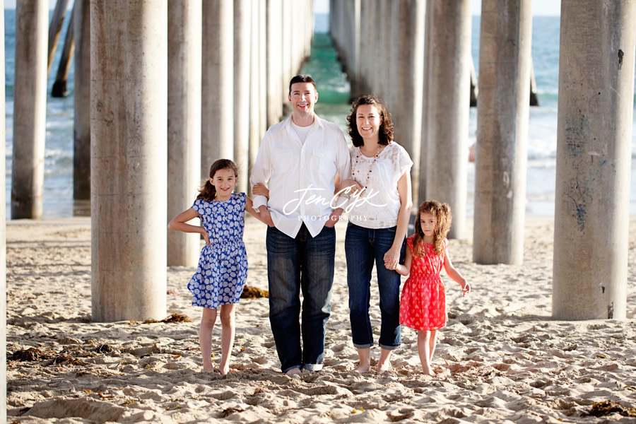Huntington Beach Vacation Photographer