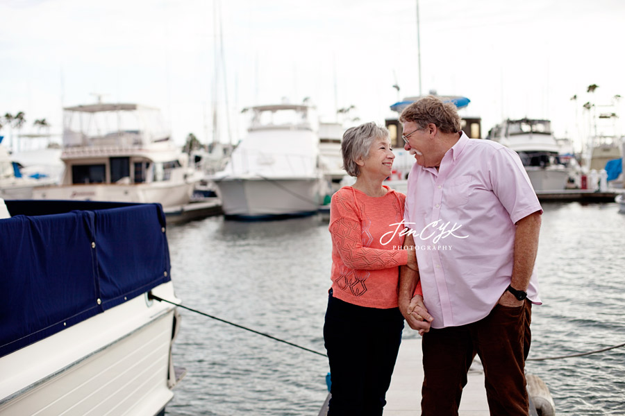 Long Beach Marina Engagement Photos (1)