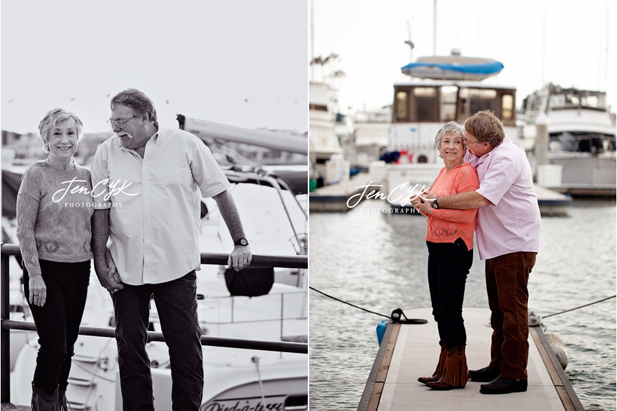 Long Beach Marina Engagement Photos (12)