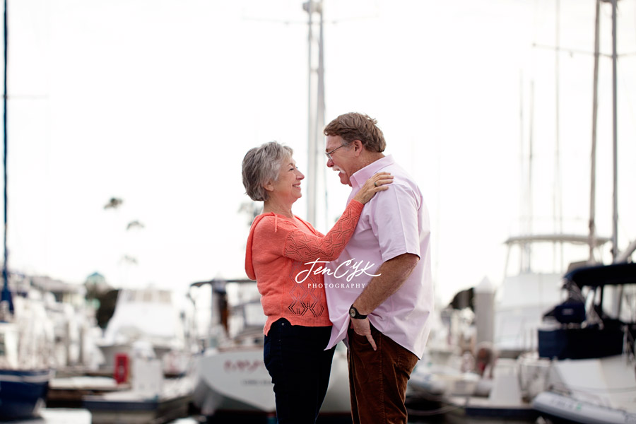 Long Beach Marina Engagement Photos (4)