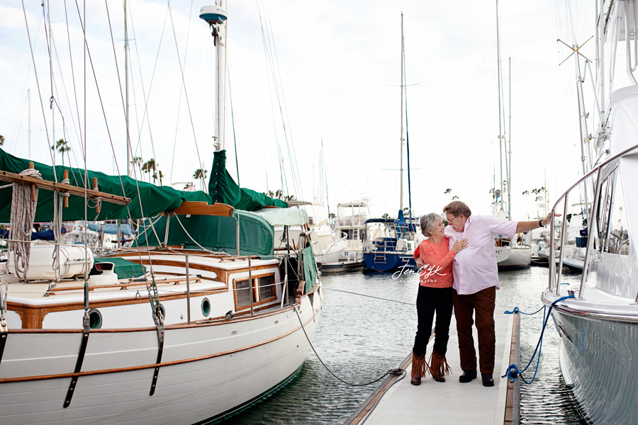 Long Beach Marina Engagement Photos (5)