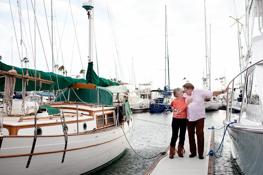 Long Beach Marina Engagement Photos (5)