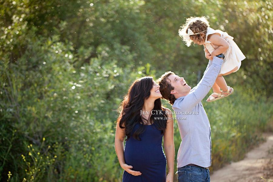 OC Maternity Family Pics (18)