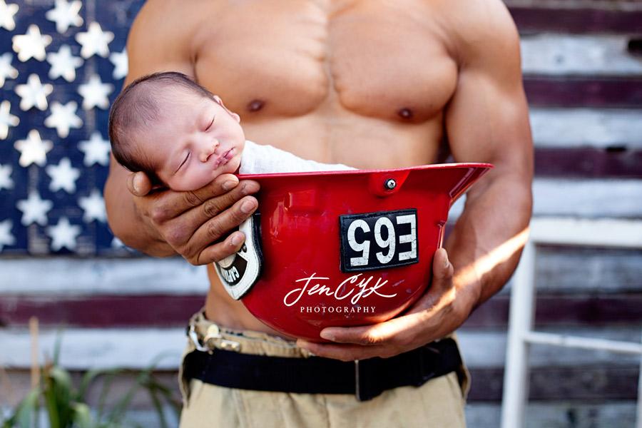 OC HB Newborn Pics