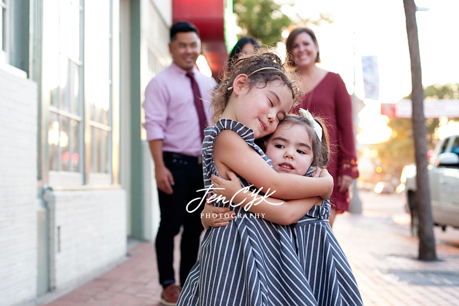 Orange Circle Family Pics (15)