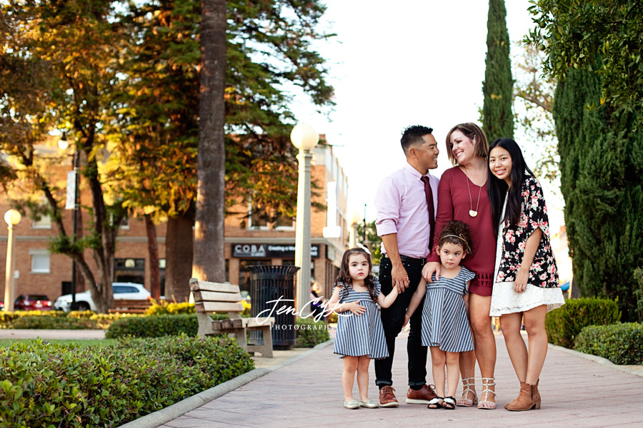 Orange Circle Family Pics (9)