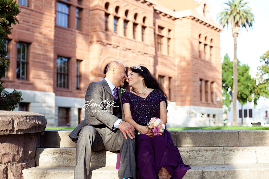 OC Courthouse Wedding